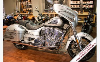 2018 Indian Chieftain Elite Limited Edition w/ ABS for sale 200609127