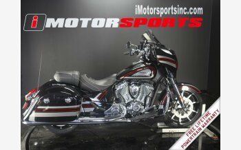 2018 Indian Chieftain Limited for sale 200622633
