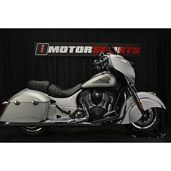 2018 Indian Chieftain Classic for sale 200674502