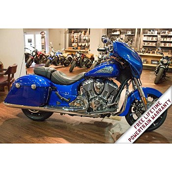 2018 Indian Chieftain Limited for sale 200675167