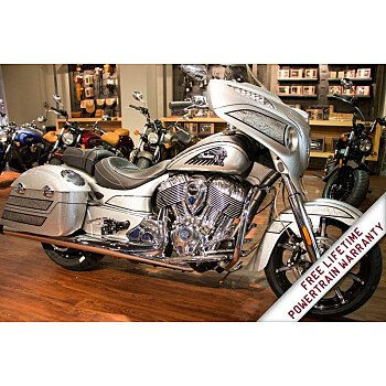 2018 Indian Chieftain Elite Limited Edition w/ ABS for sale 200675192