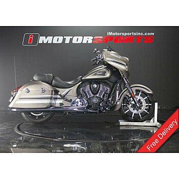 2018 Indian Chieftain Limited for sale 200675193
