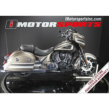 2018 Indian Chieftain Limited for sale 200675247