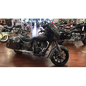 2018 Indian Chieftain Standard w/ ABS for sale 200678092
