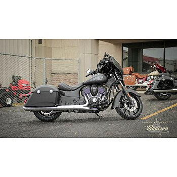 2018 Indian Chieftain for sale 200709147