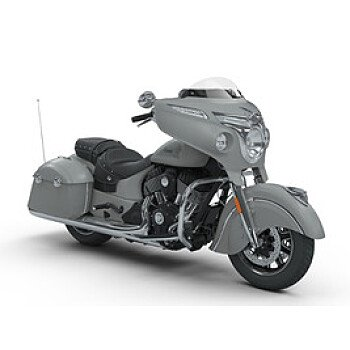 2018 Indian Chieftain for sale 200536204
