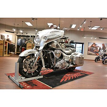 2018 Indian Chieftain Elite Limited Edition w/ ABS for sale 200564898