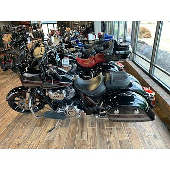 2018 Indian Chieftain Limited for sale 200600278
