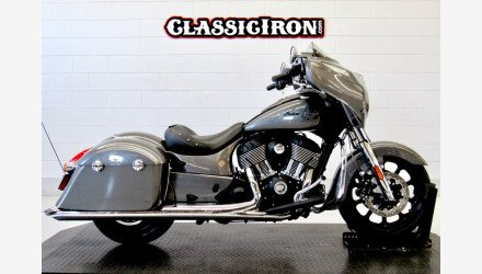 2018 Indian Chieftain Standard w/ ABS for sale 200810193