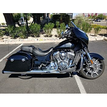 2018 Indian Chieftain Limited for sale 200813615
