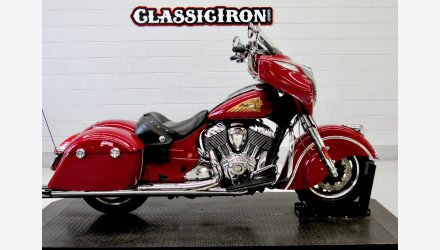 2018 Indian Chieftain Classic for sale 200834328