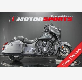 2018 Indian Chieftain Standard w/ ABS for sale 200840441