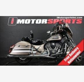 2018 Indian Chieftain Limited for sale 200907163