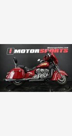 2018 Indian Chieftain Classic for sale 200907285