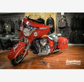 2018 Indian Chieftain Classic for sale 200934585