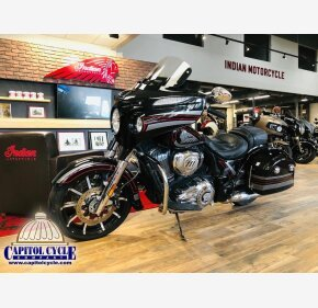 2018 Indian Chieftain Limited for sale 200947739