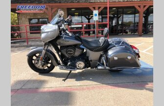 2018 Indian Chieftain Standard w/ ABS for sale 201001148