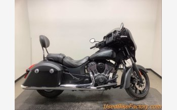 2018 Indian Chieftain for sale 201018292