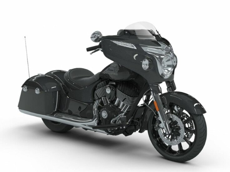 2018 Indian Chieftain Standard w/ ABS for sale 201070965