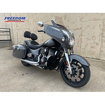2018 Indian Chieftain Standard w/ ABS for sale 201080761