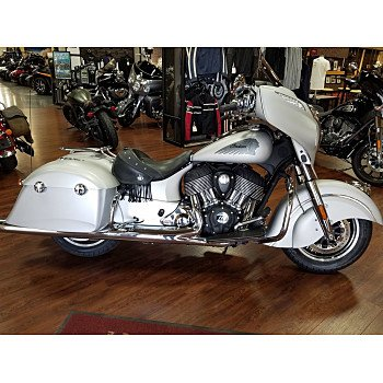 2018 Indian Chieftain Classic for sale 201105390