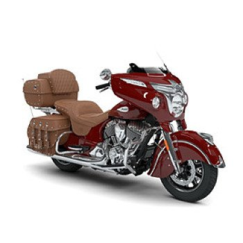 2018 Indian Roadmaster for sale 200560109