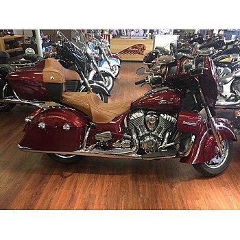 2018 Indian Roadmaster for sale 200631653