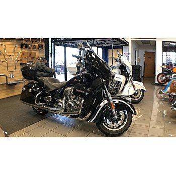 2018 Indian Roadmaster for sale 200680199