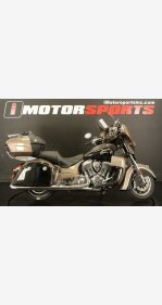 2018 Indian Roadmaster for sale 200560107