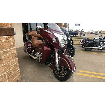 2018 Indian Roadmaster for sale 200835653