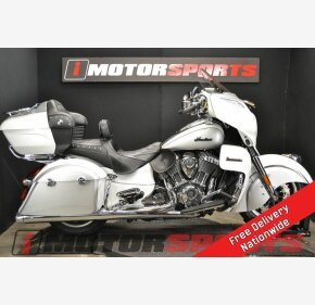 2018 Indian Roadmaster for sale 200989574