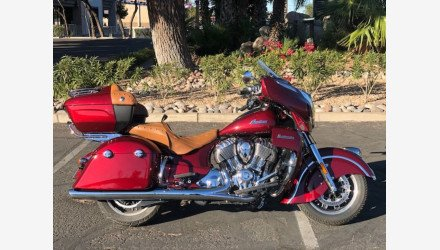 2018 Indian Roadmaster for sale 201009303