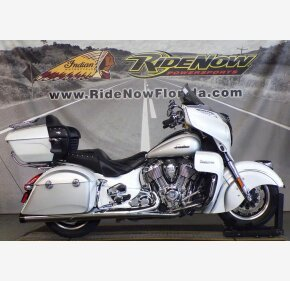 2018 Indian Roadmaster for sale 201019449