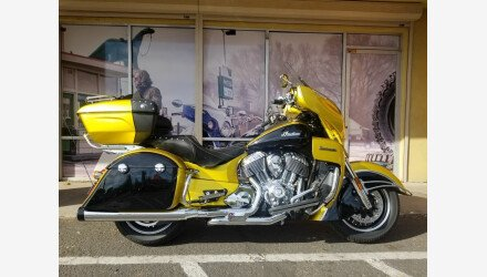 2018 Indian Roadmaster for sale 201022141
