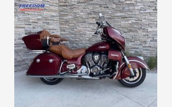 2018 Indian Roadmaster for sale 201184701