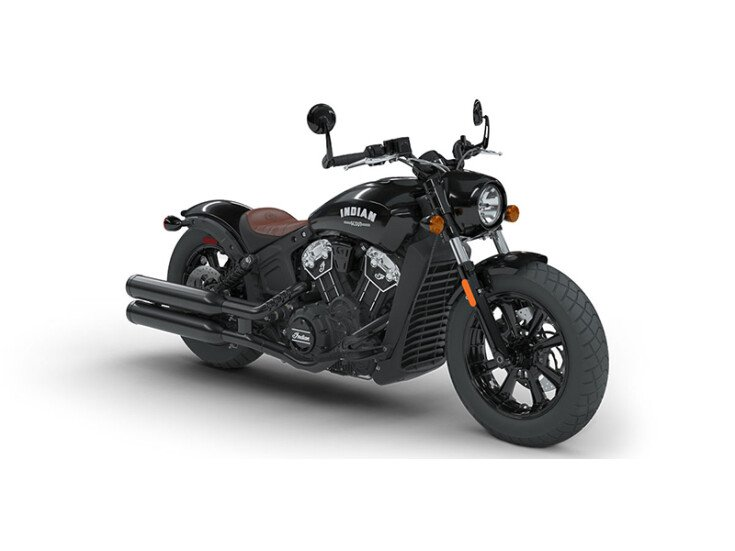2018 Indian Scout Bobber specifications
