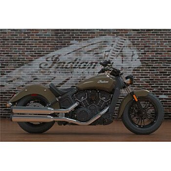 2018 Indian Scout Sixty ABS for sale 200600233