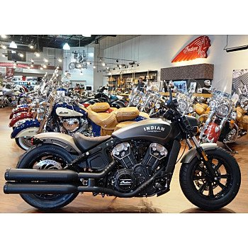 2018 Indian Scout for sale 200607268