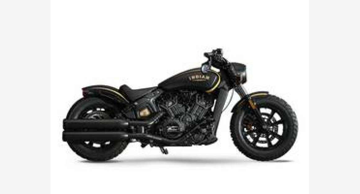 2018 Indian Scout Jack Daniel's Limited Edition for sale 200663176