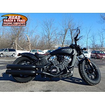 2018 Indian Scout for sale 200703029
