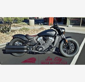2018 Indian Scout Bobber ABS for sale 200792508