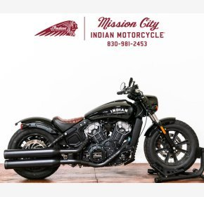 2018 Indian Scout Bobber for sale 200867359