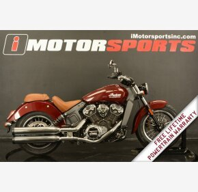 2018 Indian Scout for sale 200906939