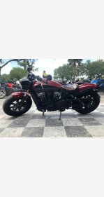 2018 Indian Scout Bobber for sale 200928940