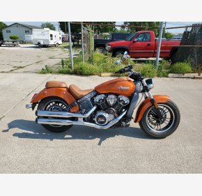 2018 Indian Scout ABS for sale 200932005