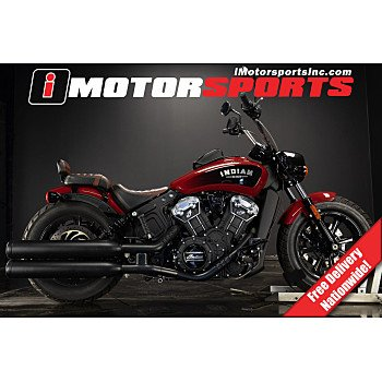 2018 Indian Scout Bobber for sale 200934658