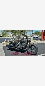 2018 Indian Scout Bobber for sale 200935679
