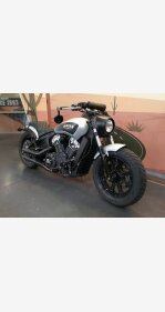 2018 Indian Scout Bobber for sale 200951088