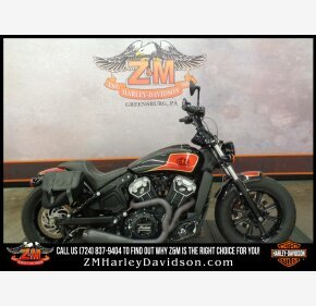 2018 Indian Scout Bobber for sale 200960126