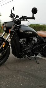 2018 Indian Scout Bobber ABS for sale 200973504